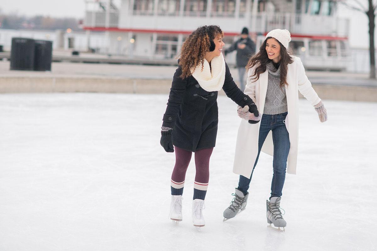 Ice Skating Injuries