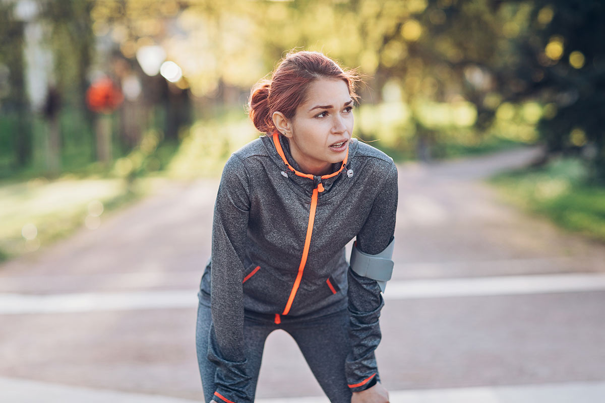 Can't Catch Your Breath? Could it be Exercise-induced Bronchospasm?